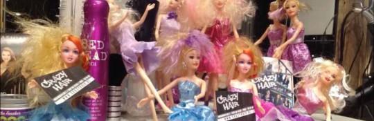 Kardashian barbie actie